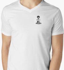 HOLMES Men's V-Neck T-Shirt