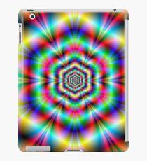 Psychedelic Hexagon iPad Case/Skin