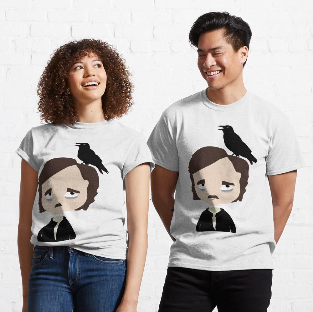 Edgar Allan Poe Camiseta clásica
