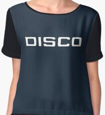 Discovery exercise T Women's Chiffon Top