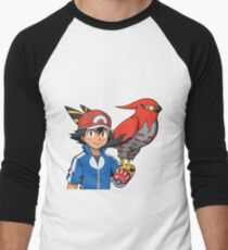 Ash and Talonflame T-Shirt