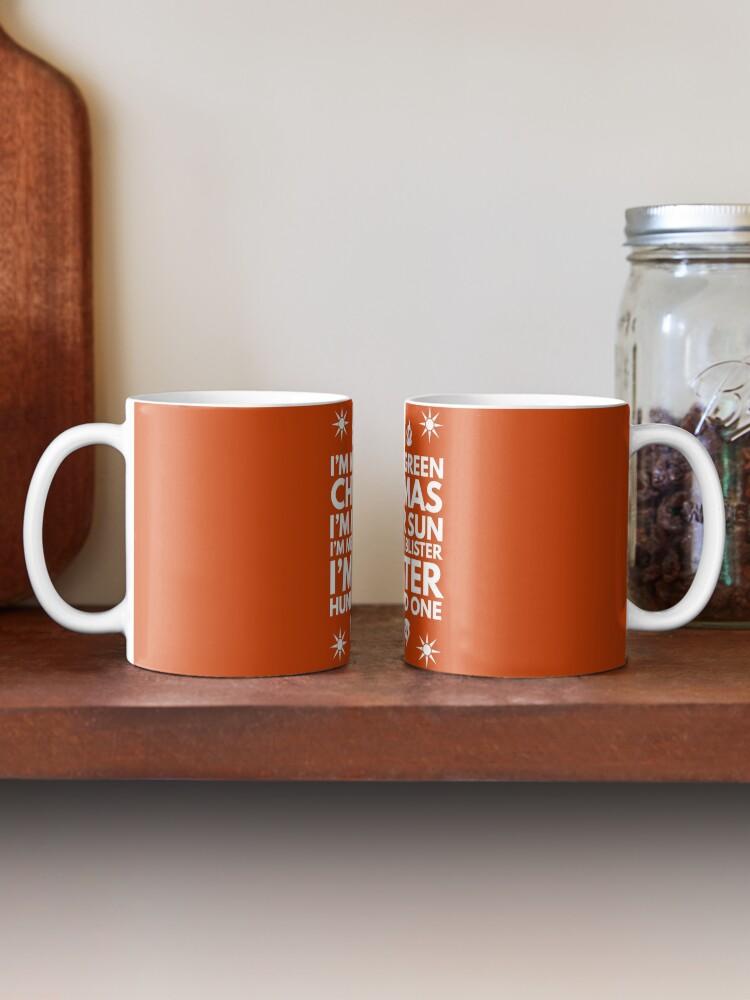 Alternate view of Heat Miser  Mug