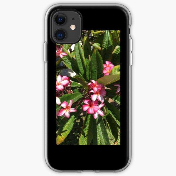 Beautiful Summer Flowers iPhone Soft Case