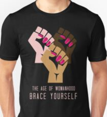 Speak Up | The Age of Womanhood Unisex T-Shirt