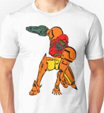Samus Aran Celtic T-Shirt