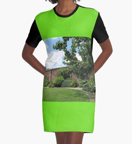 Der ummauerte Garten - Verlorene Gärten von Heligan T-Shirt Kleid