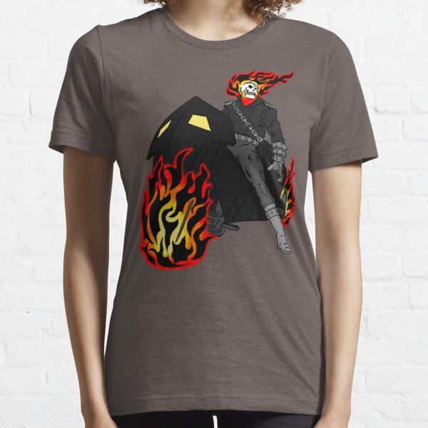 Ghost Rider Celtic Colored Essential T-Shirt
