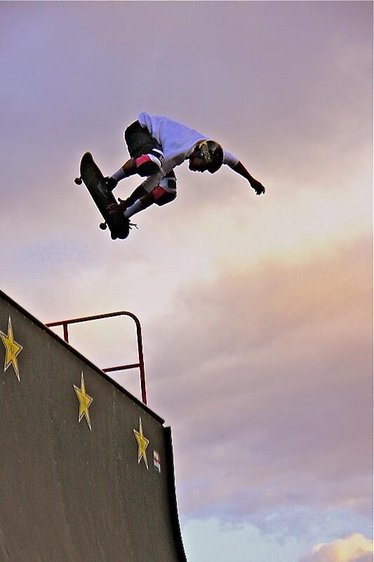 Fly Like An Eagle by IanPharesPhoto