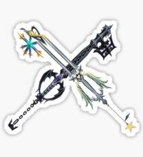 Oblivion x oathkeeper Sticker