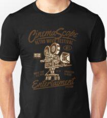 Cinema Scope Movie Festival T-Shirt