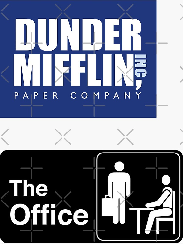 The Office Sticker Pack by abbyconnellyy