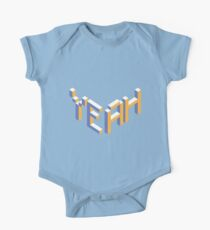 YEAH - isometric variation Kids Clothes