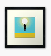 ReneSun's  Framed Print