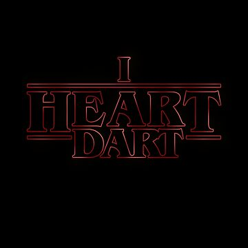 I Heart Dart by Caveman86