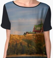 Prince of Wales Hotel Women's Chiffon Top