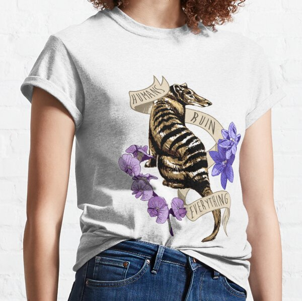Thylacine's Lament Classic T-Shirt