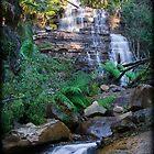 ~ Westmoreland Falls ~  by Leeo