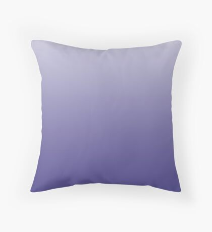 Classic Liberty blue ombre Throw Pillow