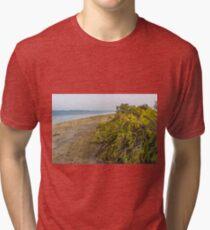 BEACH SHRUBS Tri-blend T-Shirt
