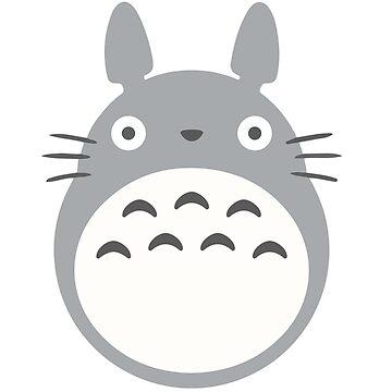 Totoro by imlying