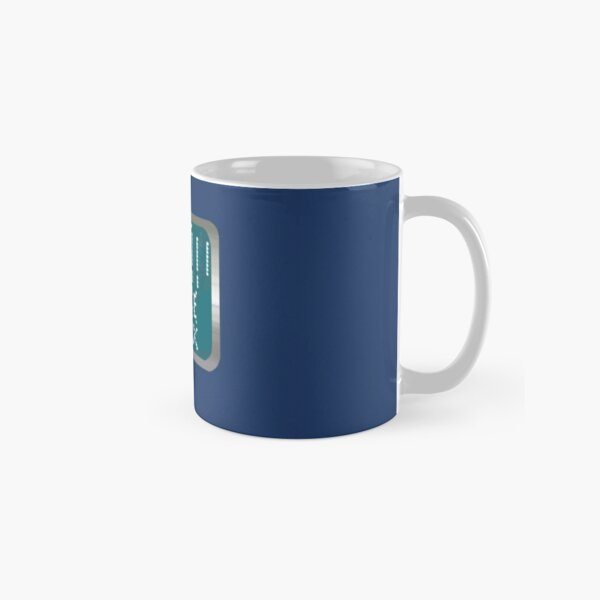 TRY SCE TO AUX Classic Mug