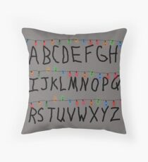 Upside-down Communication Device Throw Pillow