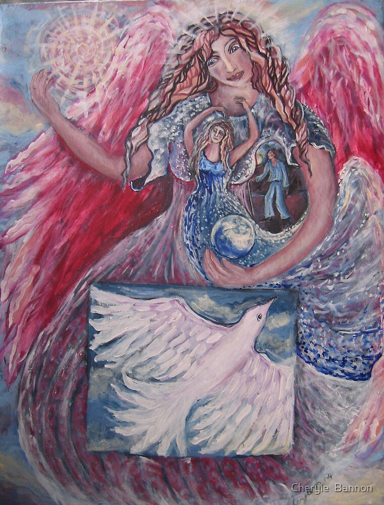 Journey by Cheryle  Bannon