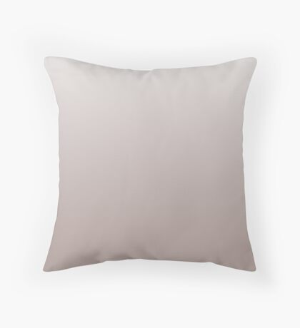 Dusty Sphinx pink ombre Throw Pillow