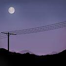 Nachthimmel von genanne-art