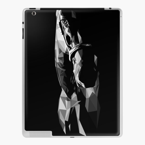 Horse Portrait of the Polygon Style iPad Skin