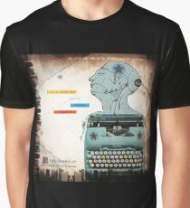 Static Grate Graphic T-Shirt
