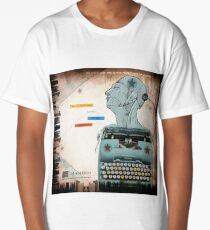 Static Grate Long T-Shirt