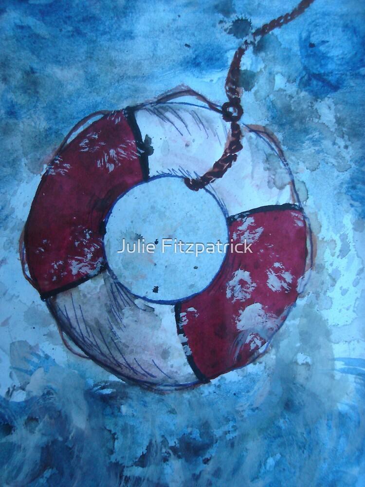 Sea Rescue by Julie Fitzpatrick