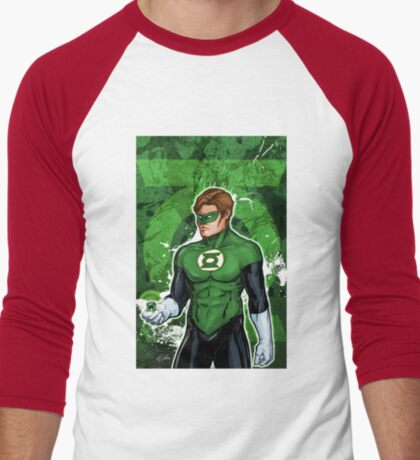 Green Super Hero T-Shirt