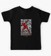 "Don't think about...""Usain Bolt"" Life Inspirational Quote Kids Tee"
