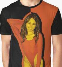 Riley Reid - Berühmtheit Grafik T-Shirt