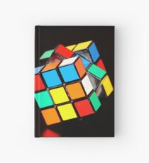 Puzzling Rubik's Cube  Hardcover Journal