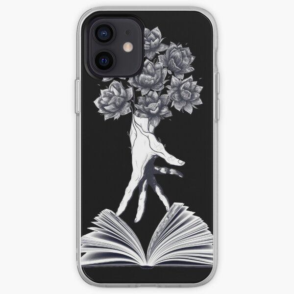 Power of knowledge iPhone Soft Case