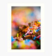 sprinkles! Art Print