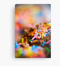 sprinkles! Metal Print