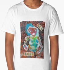 Outsider Folk Art Brut - All Alone Long T-Shirt