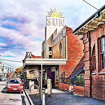 The Sun Theatre - Yarraville, Victoria, Australia by HelenCC