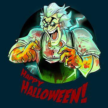 Halloween Medic by mega-megantron