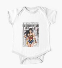 The Most Powerful Female Super Hero One Piece - Short Sleeve