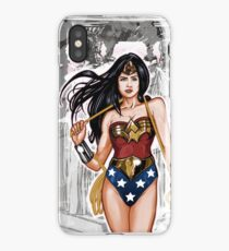 The Most Powerful Female Super Hero iPhone Case