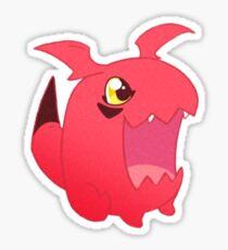 Gigimon Sticker