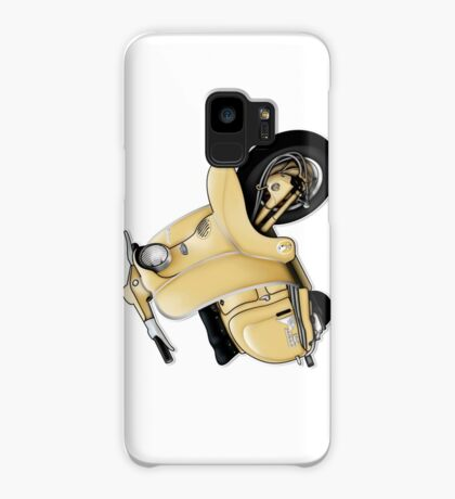 Scooter T-shirts Art: TV 175 Series 1 Scooter Design Case/Skin for Samsung Galaxy