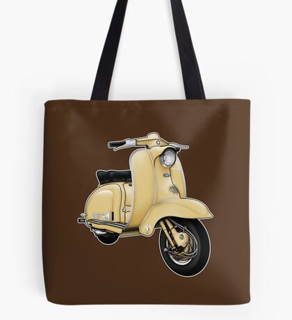 Scooter T-shirts Art: TV 175 Series 1 Scooter Design Tote Bag