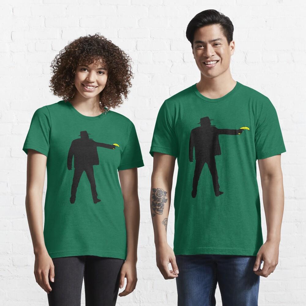 Real Cowboys Shoot Bananas! Essential T-Shirt