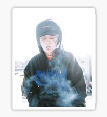 Lil Xan (Stay Frosty) Sticker